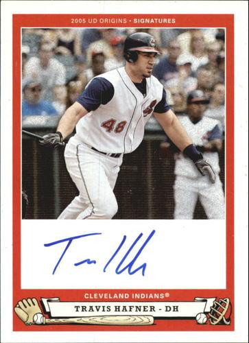 Photo of 2005 Origins Signatures #TH1 Travis Hafner T3