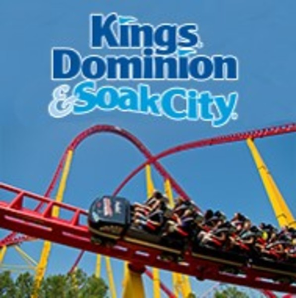 Clickable image to visit King's Dominion VIP Ticket Package