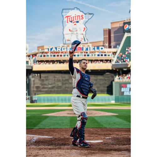 Photo of White Glove Archive Tour with Joe Mauer