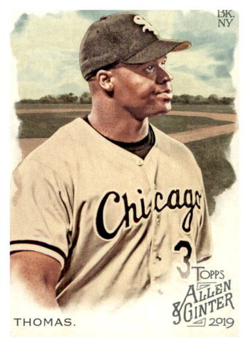 Photo of 2019 Topps Allen and Ginter #118 Frank Thomas