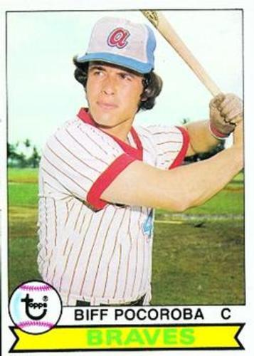 Photo of 1979 Topps #555 Biff Pocoroba