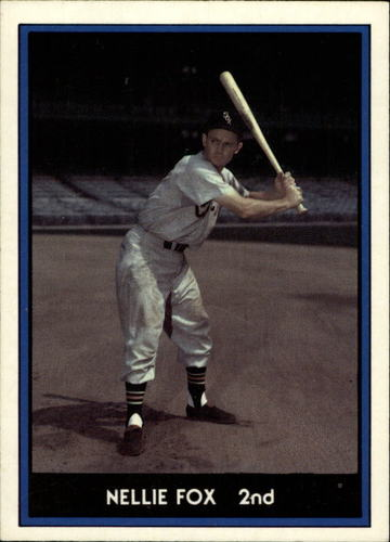 Photo of 1981 White Sox 1959 TCMA #2 Nellie Fox