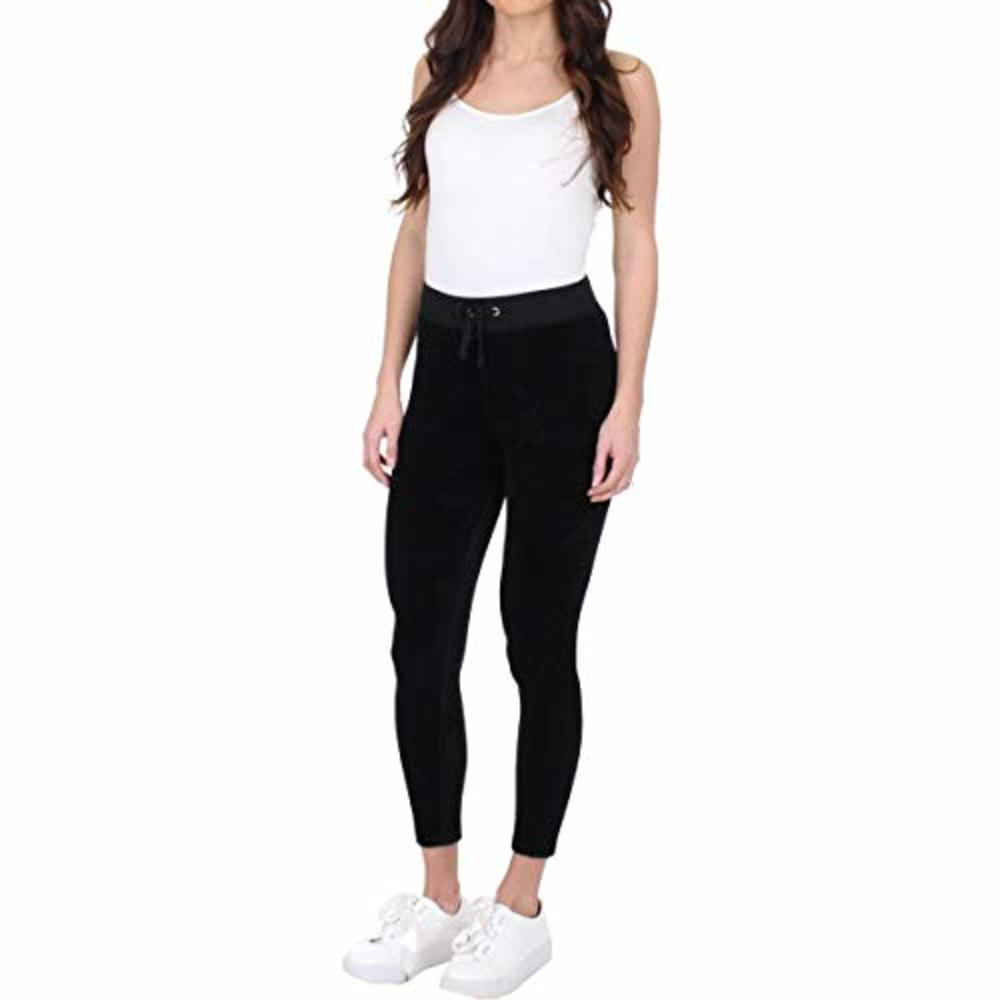 Photo of Juicy Couture Women's Track Stretch Velour Rodeo Drive Legging