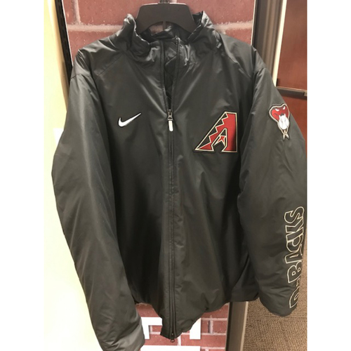 Taylor Widener 2020 Team-Issued On-Field Jacket (Size XL)
