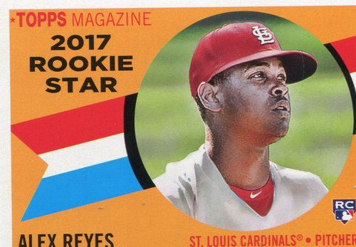 Photo of 2017 Topps Archives '60 Rookie Stars #RS6 Alex Reyes