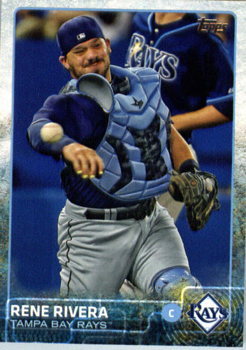 Photo of 2015 Topps Update #US278 Rene Rivera