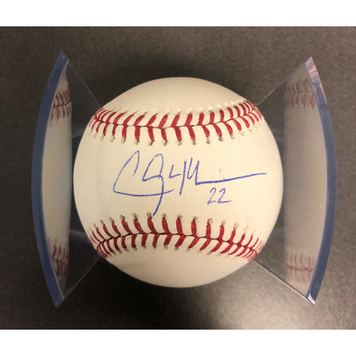 Photo of Los Angeles Dodgers Foundation Online Auction: Clayton Kershaw Autographed Baseball