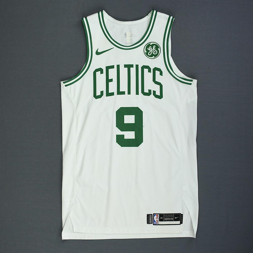 best loved e6555 f8c49 Brad Wanamaker - Boston Celtics - Rookie-Debut - Game-Worn ...