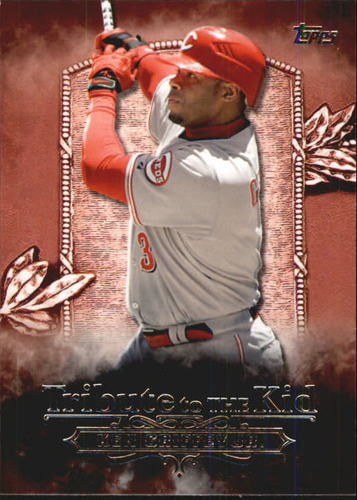 Photo of 2016 Topps Tribute to the Kid #KID19 Ken Griffey Jr.
