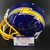 HOF - Chargers Dan Fouts Signed Proline Helmet