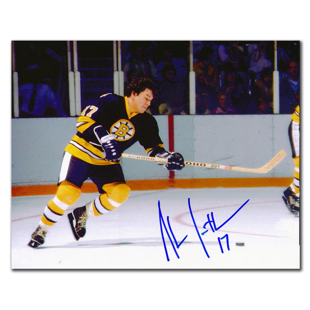Stan Jonathan Boston Bruins RUSH Autographed 8x10