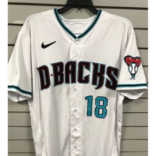 Photo of 2020 Carson Kelly Team-Issued Home Alternate Jersey (Size 44)