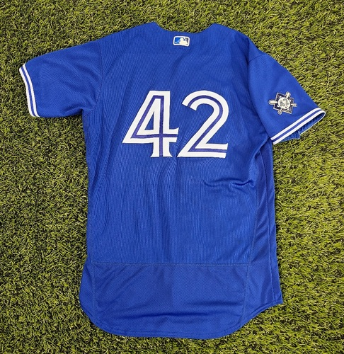 Photo of CHARITY AUCTION: Authenticated Team Issued #42 Jersey: Anthony Bass (2020 Season). Size 44.