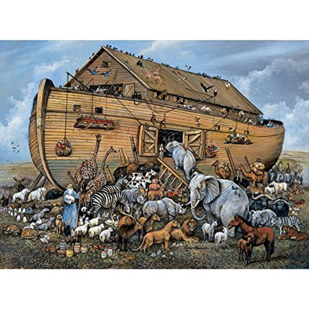 Photo of Bits and Pieces 500 Piece Jigsaw Puzzle for Adults