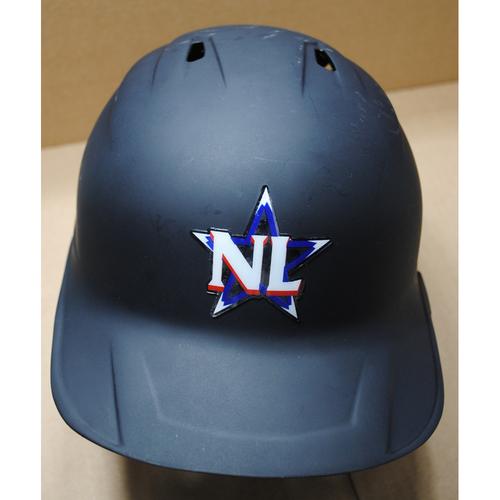 Photo of 2021 MLB All-Star Game -  Game-Used Batting Helmet - Nolan Arenado