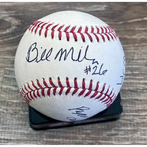 Photo of UMPS CARE AUCTION: Crew Signed Baseball From Carlos Rodon No-Hitter