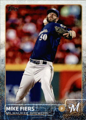 Photo of 2015 Topps #435 Mike Fiers