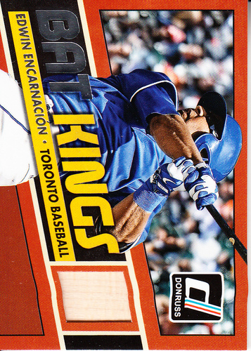 Photo of 2015 Donruss Bat Kings #10 Edwin Encarnacion