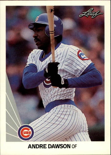 Photo of 1990 Leaf #177 Andre Dawson