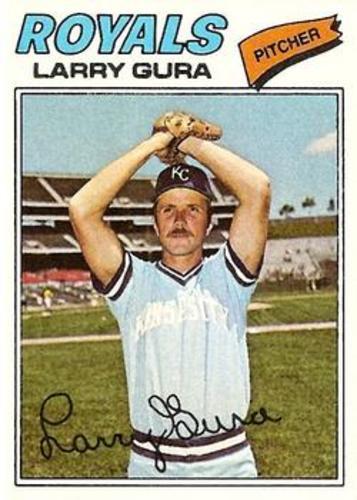 Photo of 1977 Topps #193 Larry Gura