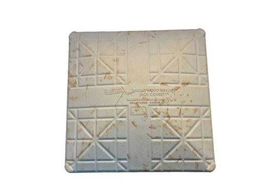 Photo of Game-Used 3rd Base from Pirates vs. Phillies on 6/14/15
