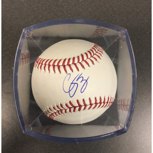 Photo of Los Angeles Dodgers Foundation Online Auction: Corey Seager Autographed Baseball