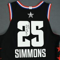 Ben Simmons - 2019 NBA All-Star Game - Team LeBron - Autographed Jersey