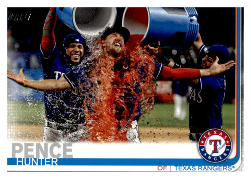 Photo of 2019 Topps Update #US86 Hunter Pence