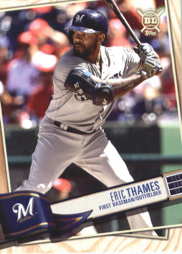 Photo of 2019 Topps Big League #79 Eric Thames
