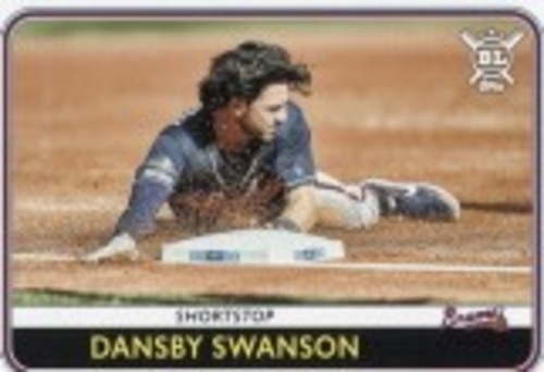 Photo of 2020 Topps Big League #129 Dansby Swanson