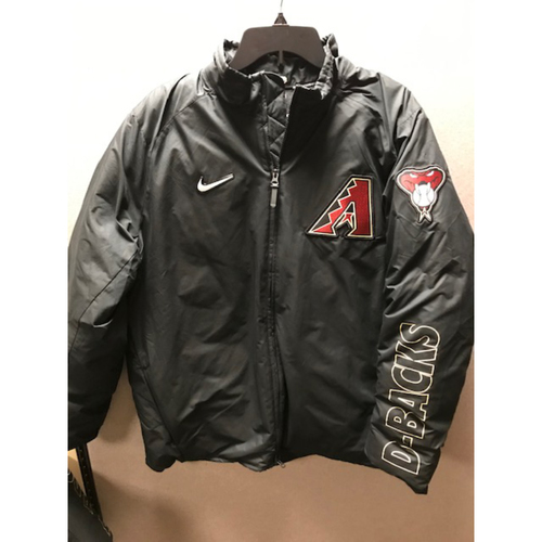 Photo of Riley Smith 2020 Team-Issued On-Field Jacket (Size Large)