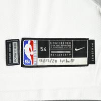 Jusuf Nurkic - Portland Trail Blazers - Kia NBA Tip-Off 2020 - Game-Worn 1st Half Association Edition Jersey