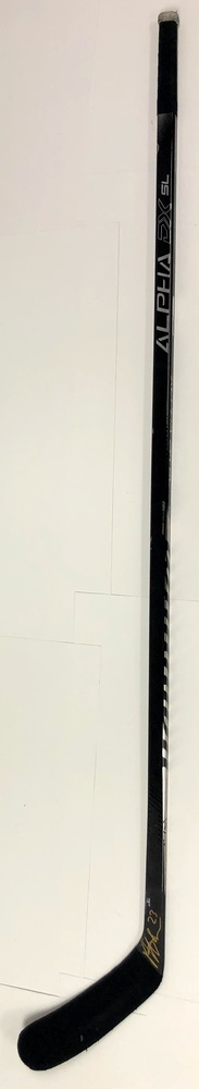 #23 Dustin Brown Game Used Stick - Autographed - Los Angeles Kings