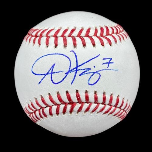 Photo of Andrew Knizner Autographed Baseball