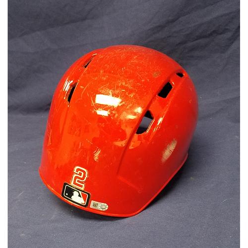 Andrelton Simmons Game-Used Helmet