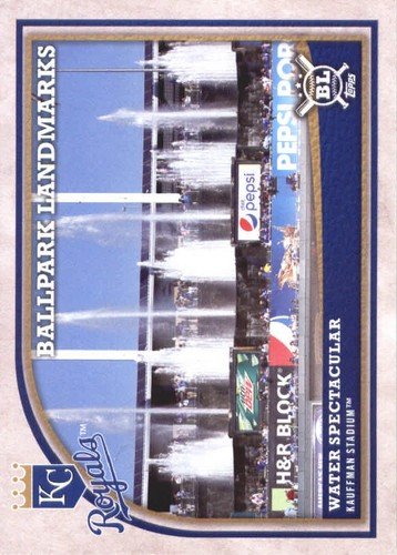 Photo of 2018 Topps Big League #352 Fountains
