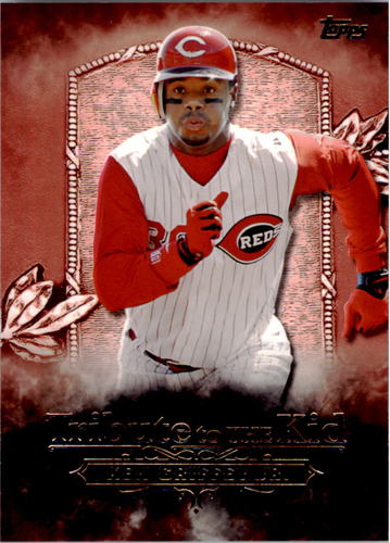 Photo of 2016 Topps Tribute to the Kid #KID24 Ken Griffey Jr.