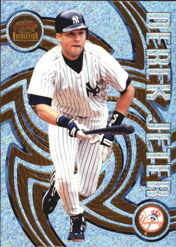 Photo of 1998 Revolution #99 Derek Jeter