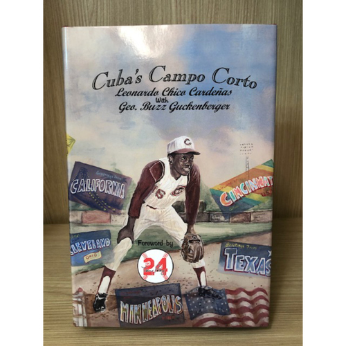 Photo of Cuba's Campo Corto by Leo Carenas with Buzz Guckenberger (Hardback)