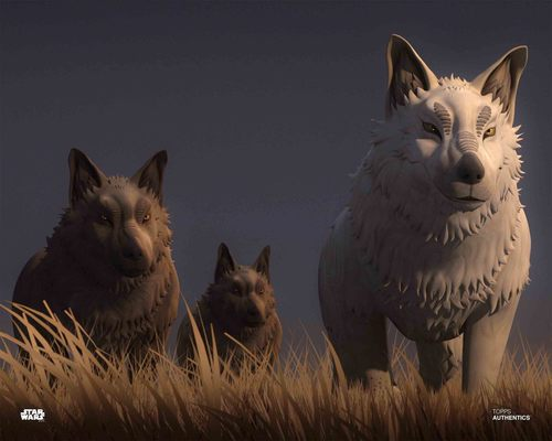 Loth Wolves