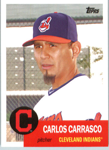 Photo of 2016 Topps Archives #2 Carlos Carrasco