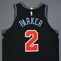 Jabari Parker - Chicago Bulls - Game-Worn City Edition Jersey - Dressed, Did Not Play - 2018-19 Season