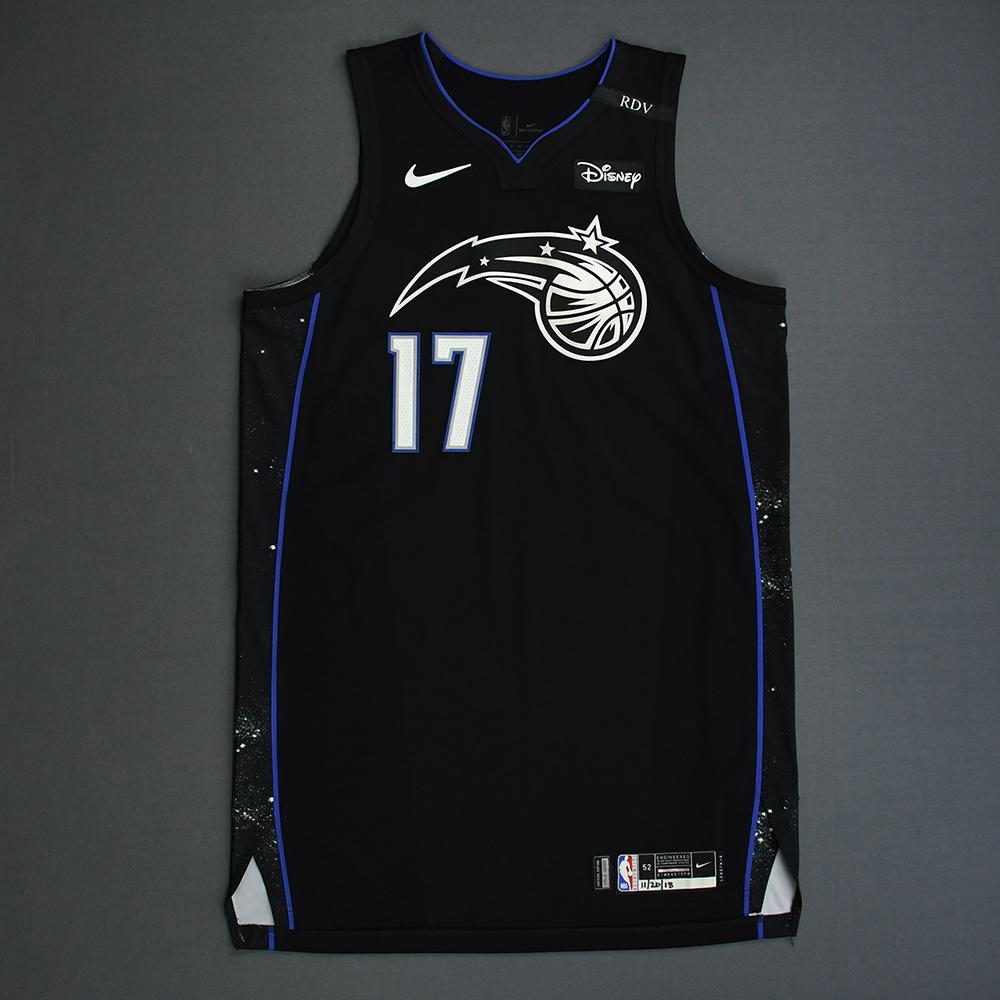 new product 17d8f 51625 Jonathon Simmons - Orlando Magic - 2018-19 NBA Season - Game ...