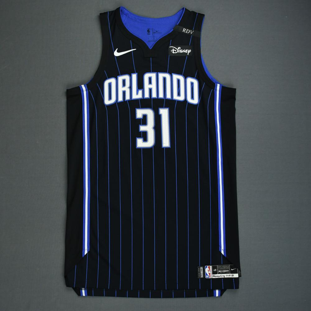 size 40 07e64 3b936 Terrence Ross - Orlando Magic - 2018-19 Season - Mexico ...