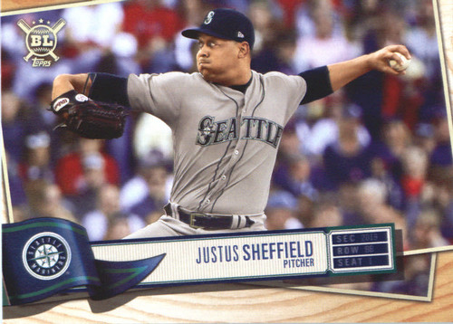 Photo of 2019 Topps Big League #82 Justus Sheffield