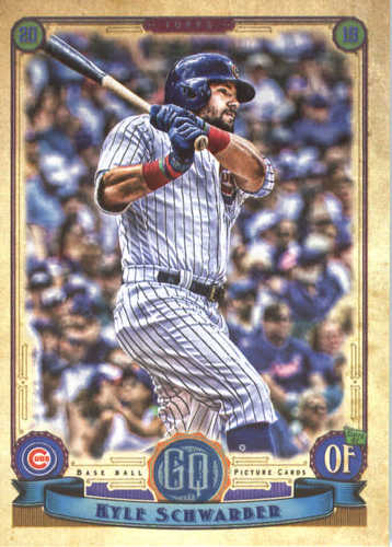 Photo of 2019 Topps Gypsy Queen #4 Kyle Schwarber
