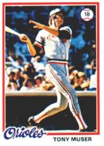 Photo of 1978 Topps #418 Tony Muser