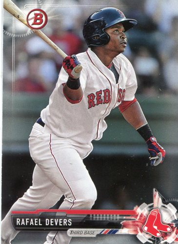 Photo of 2017 Bowman Prospects #BP101 Rafael Devers