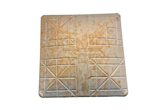 Photo of Game-Used 1st Base from Pirates vs. Cubs on 9/17/15
