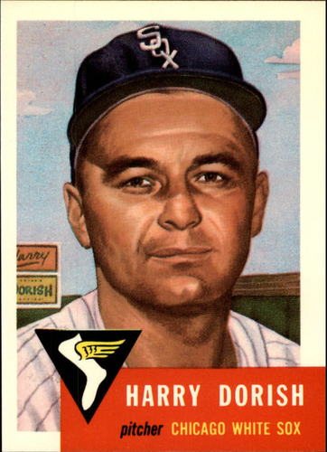 Photo of 1991 Topps Archives 1953 #145 Harry Dorish